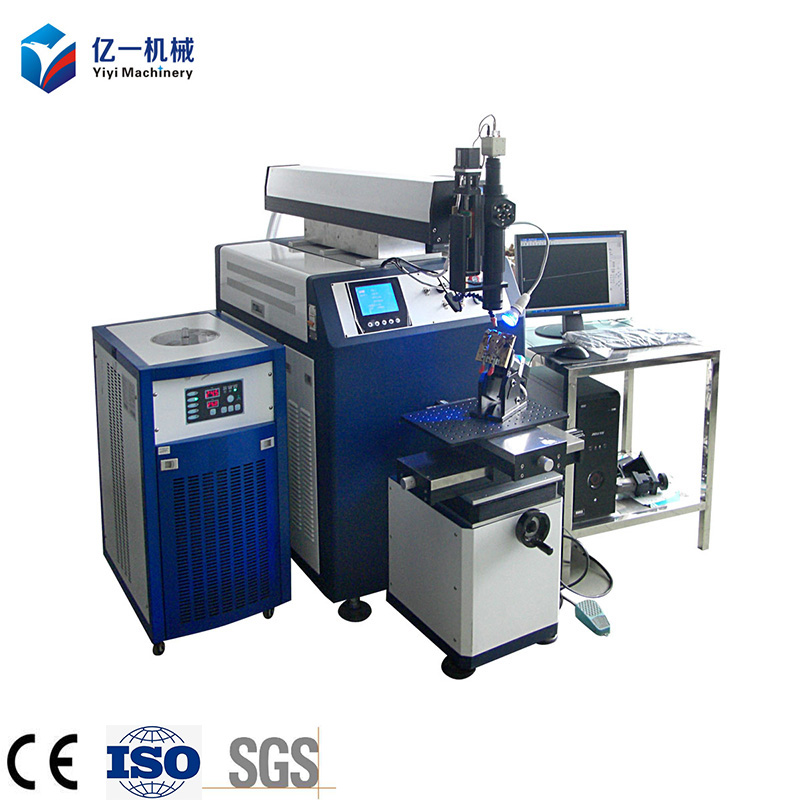 Wholesale YAG Automatic Laser Welder for Metal