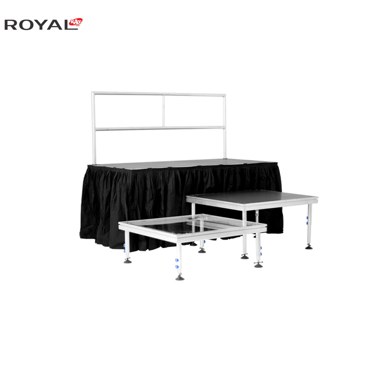 Aluminum Portable Stage And Fast Install Stage