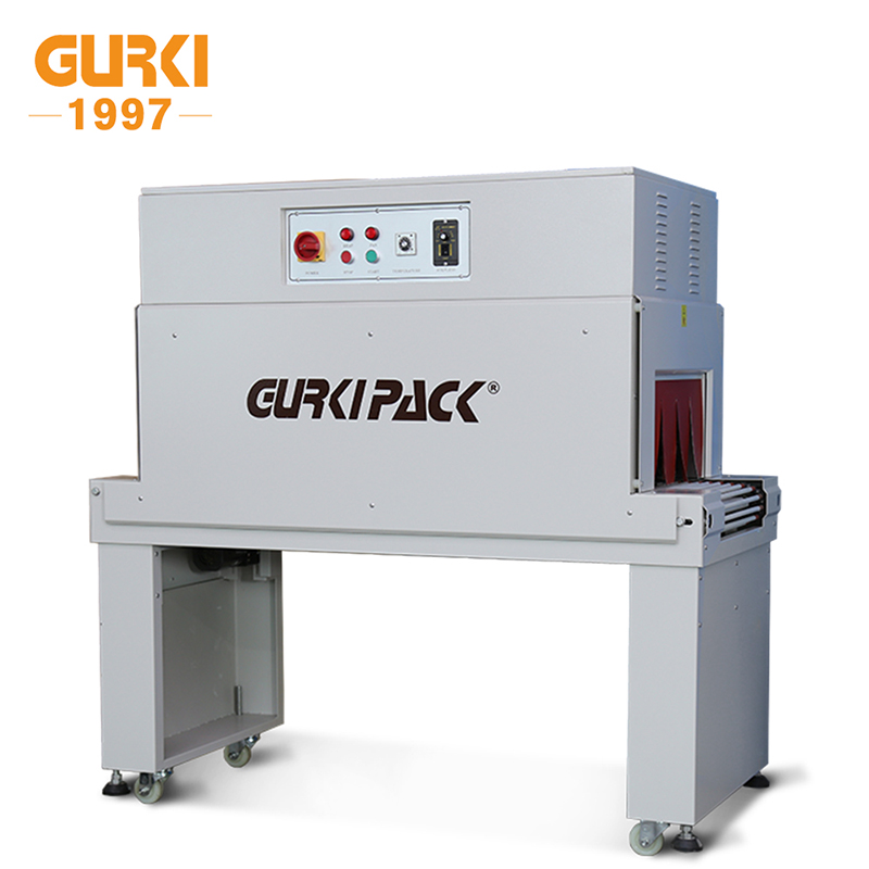 Heat Shrink Wrap Tunnel Machine | Shrink Tunnel Packaging Machine | Shrink Tunnel Manufacturers - GPS-4525