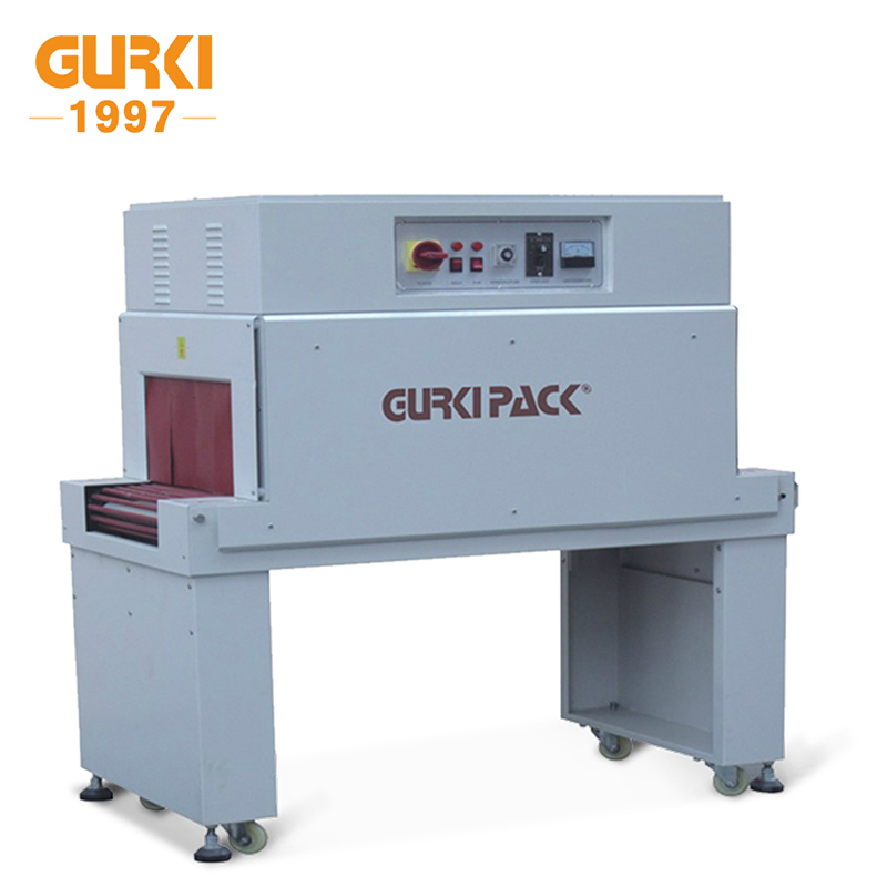 Shrink Tunnel Machine Manufacturers | Shrink Wrap Tunnel for Sale | GURKI -GPL-5030