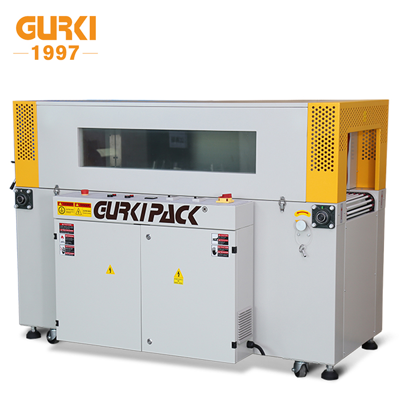 Heat Shrink Tunnel Shrink Wrapping Packing Machine - GURKI