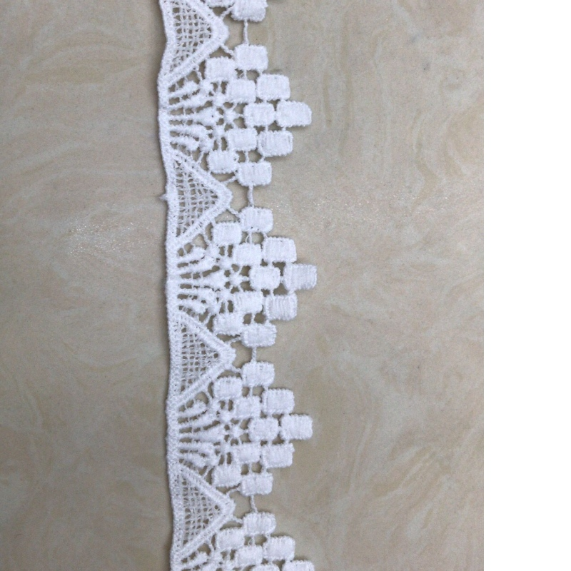 21#  milk silk lace, Polyester / Nylon lace,cotton lace