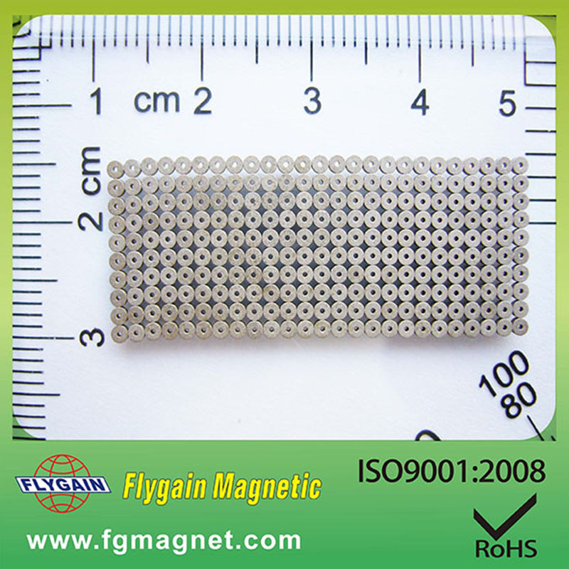 Micro Magnet for Watch Motor