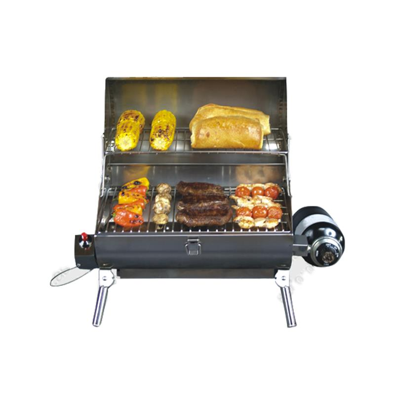 Portable propane barbecue-BBQ-235-103