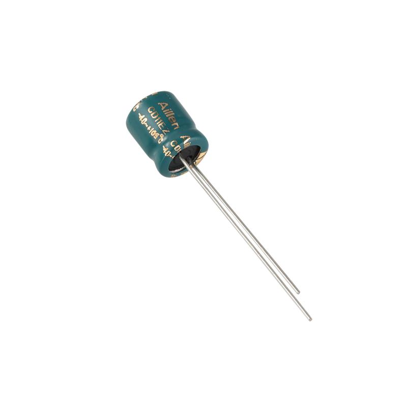 CD11EZ  Plug-in  Aluminum Electrolytic Capacitor