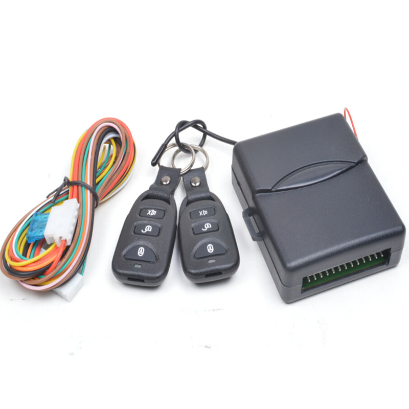 universal remote car central door lock trunk release one way keyless entry