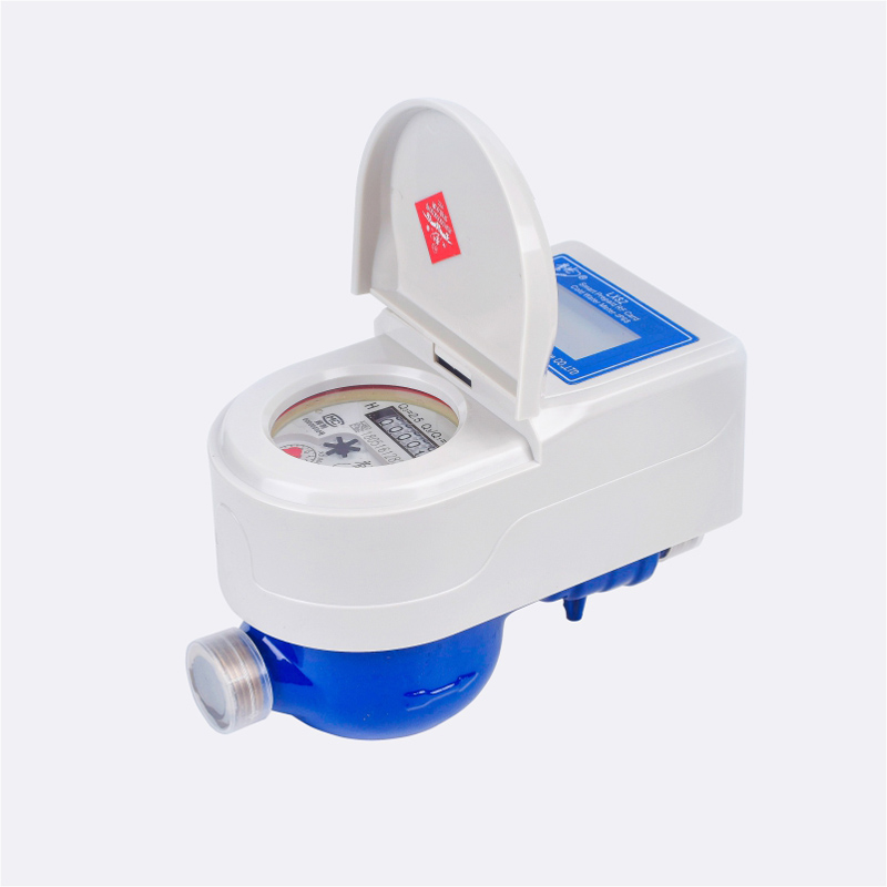IC card Prepaid Water Meter