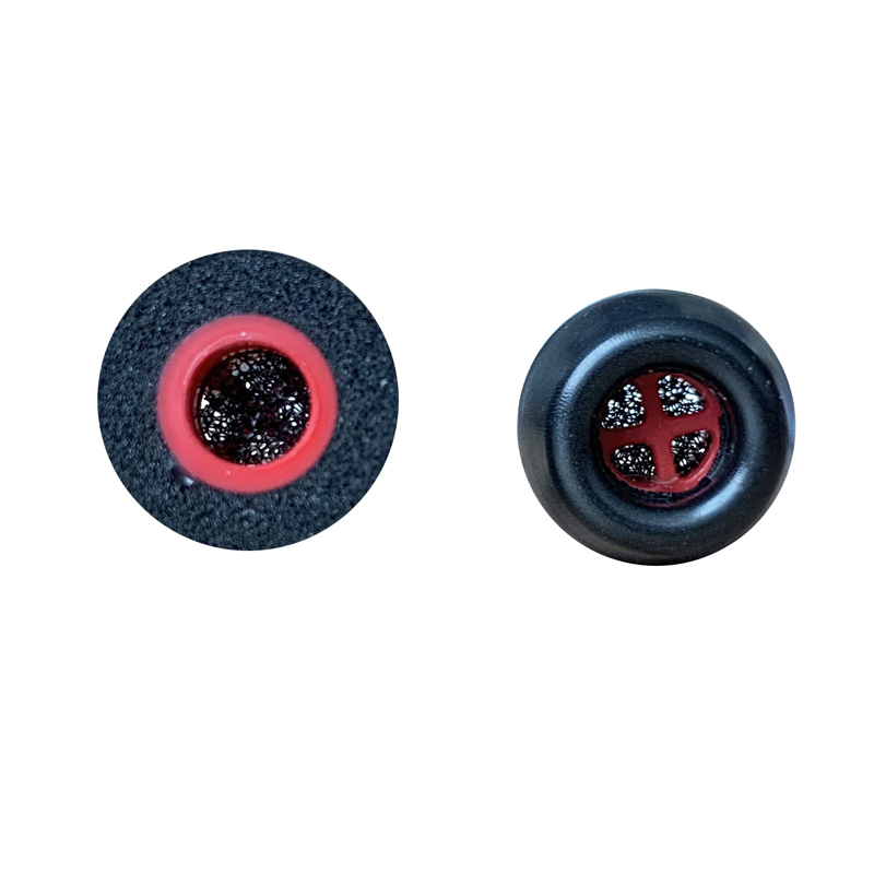 Factory Customized Silicon Earbud Foam Ear tip