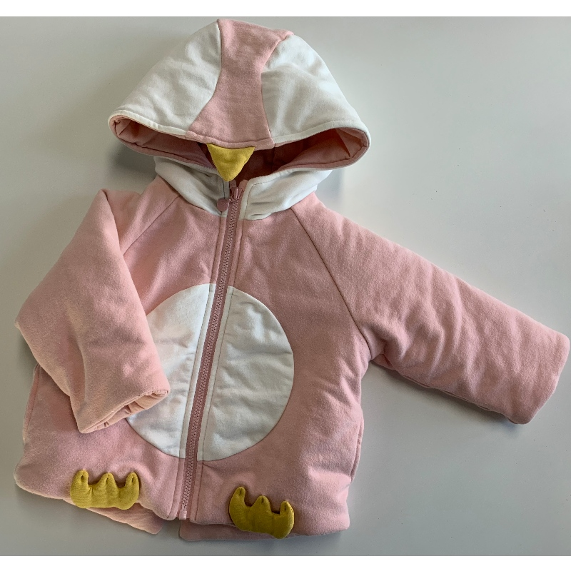 CHILDREN'S PADDED COAT RLCJ0007