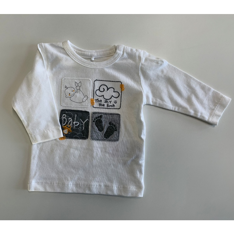 CHILDREN'S T-SHIRT RLCT0001