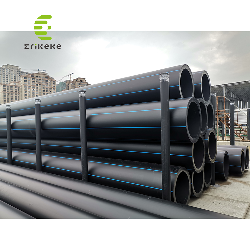 The High  Pressure  hdpe pipe 250 mm