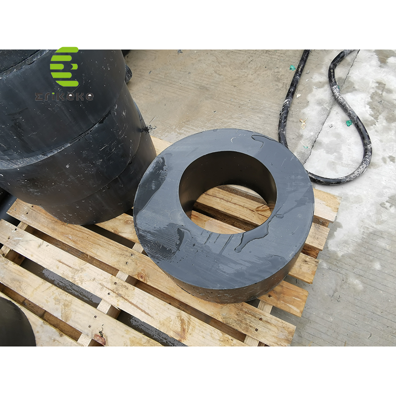 The High Pressure 4 inch hdpe roll pipe