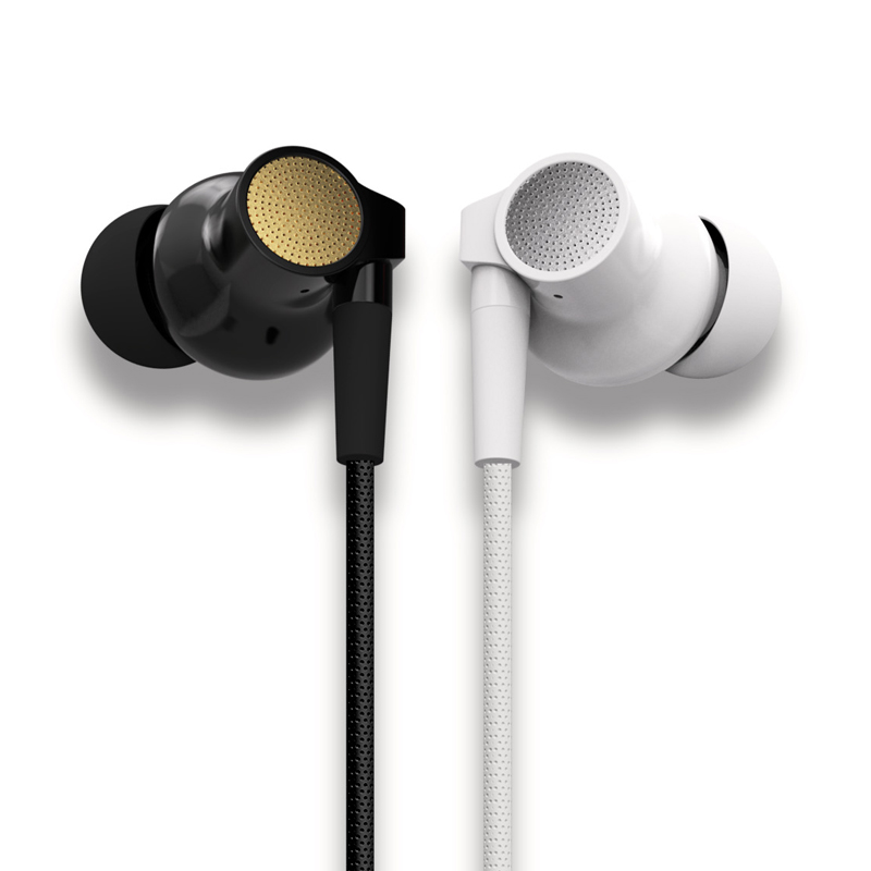 New design stereo in-ear wired Earphone