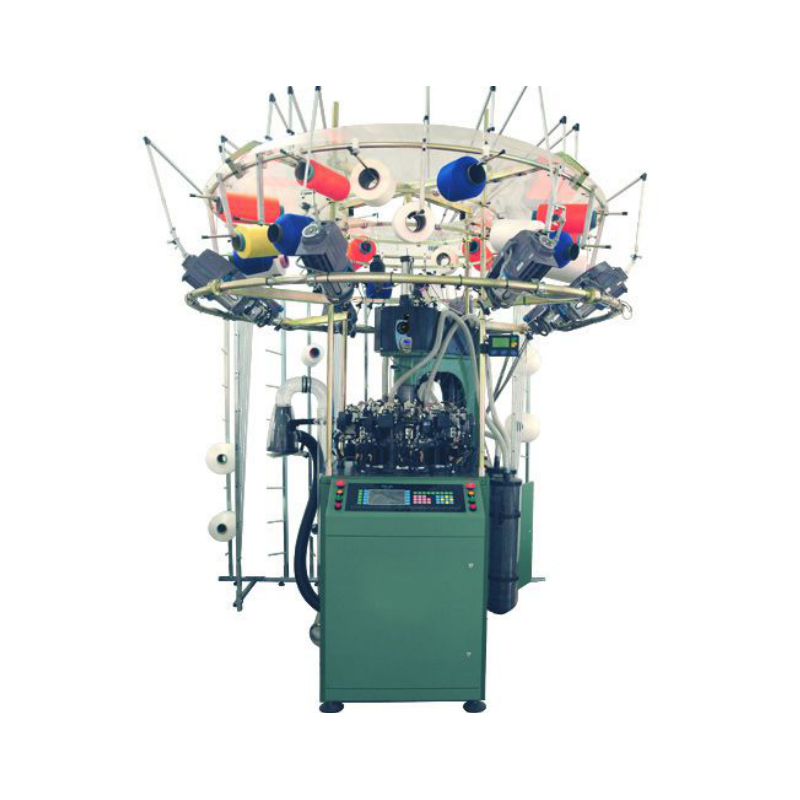 Computerized seamless underwear knitting machine