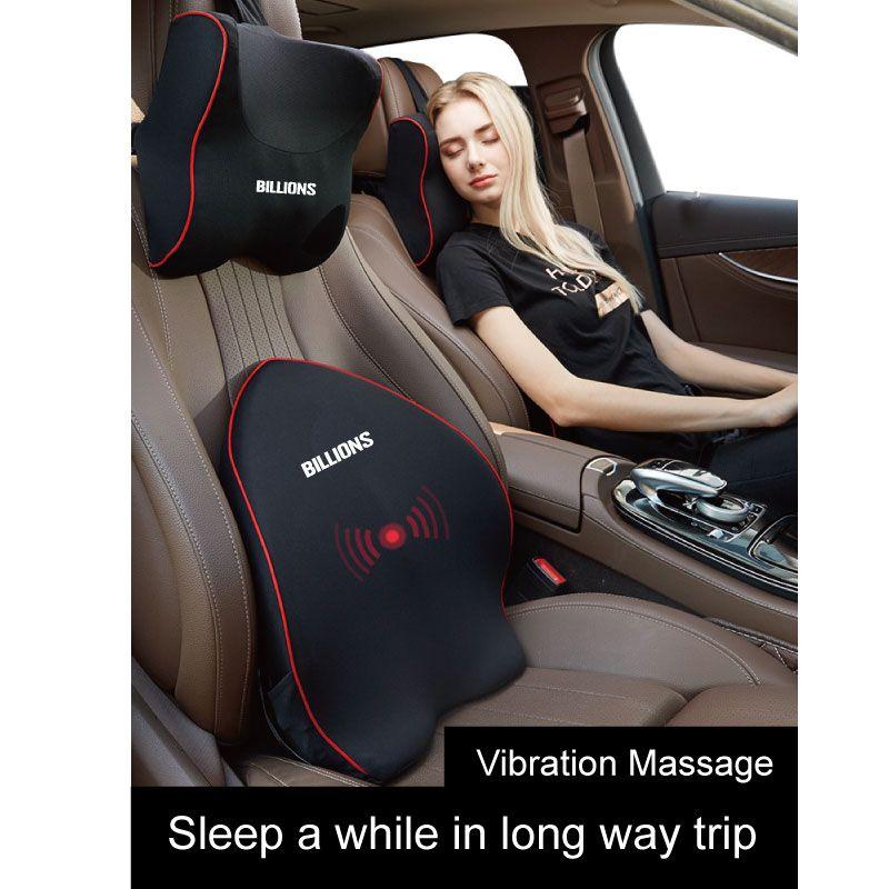 Cushion in Car