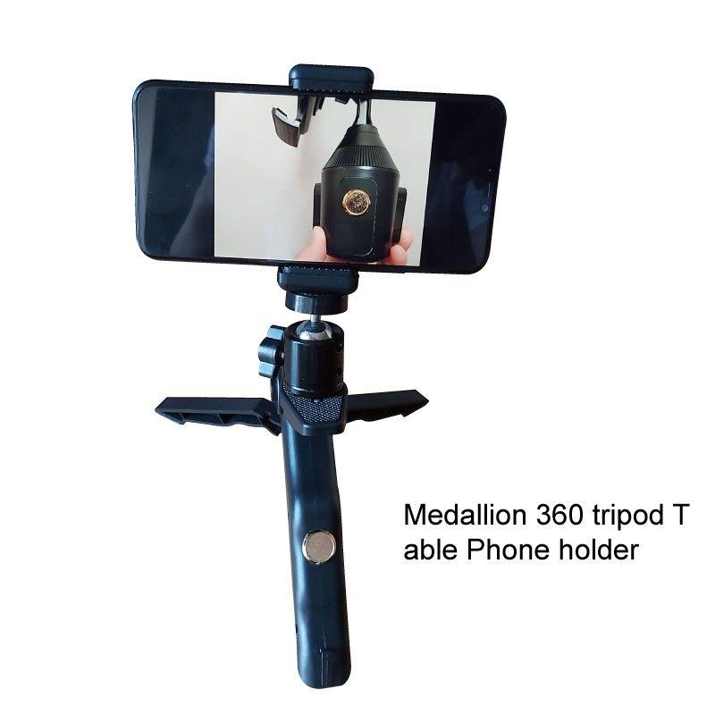Medallion Tripod phone holder
