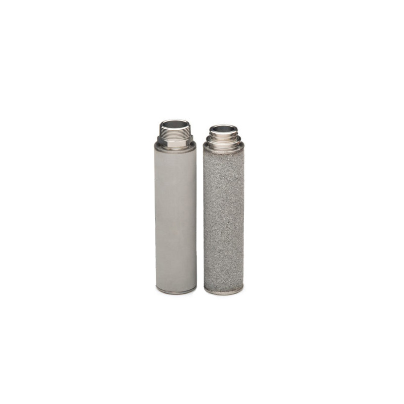 Stainless Steel Candle Filters and Porous Tubes
