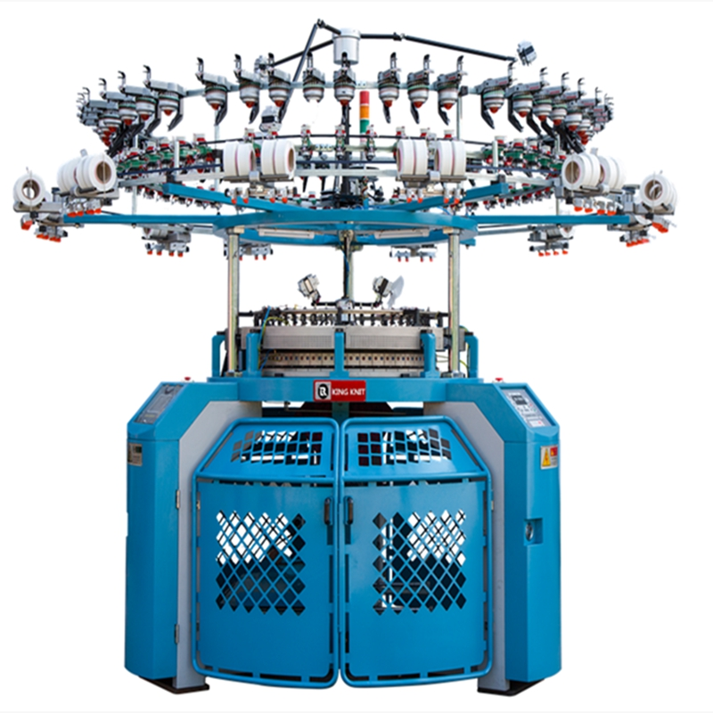 Multi-function Single circular knitting machine KKC-S803