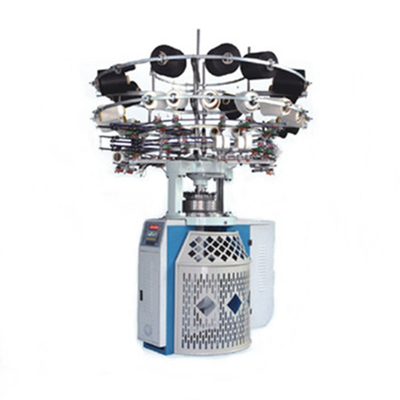 Electric Small Diameter Circular Knitting Machine