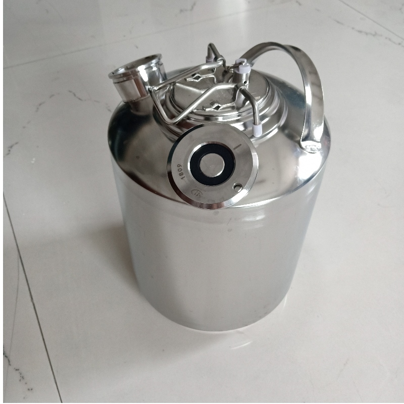10 Liter cleaning cylinder beer keg with 2 ways beer spear,A,S.G.D beer spear