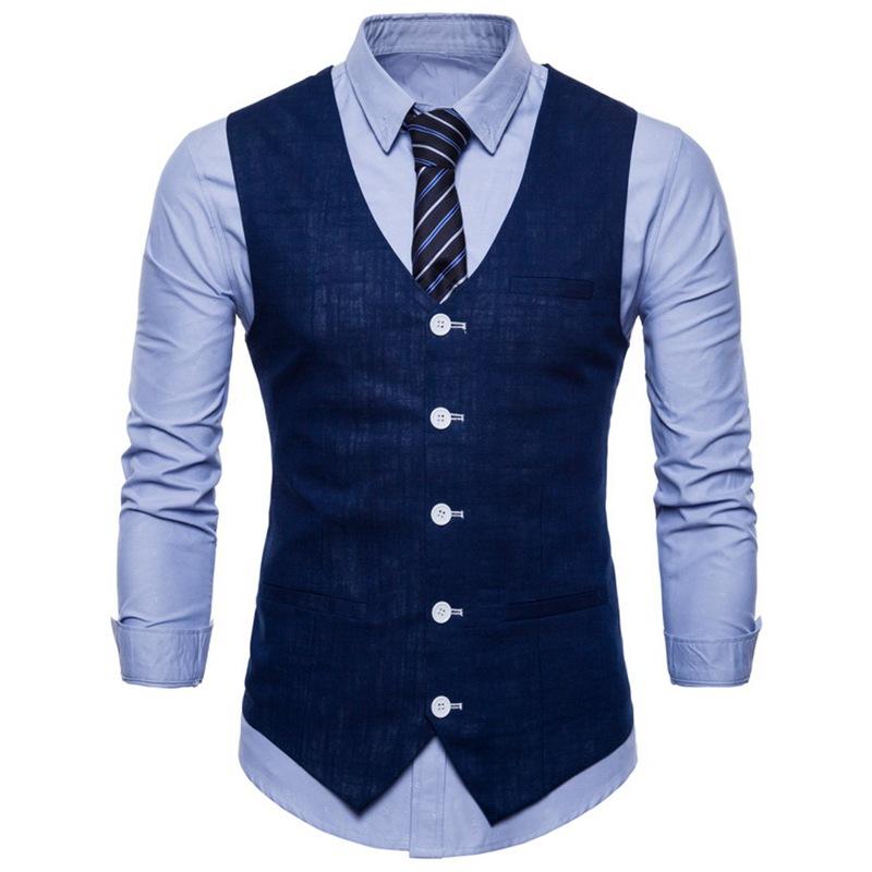 100% Polyester Vest / Waistcoats
