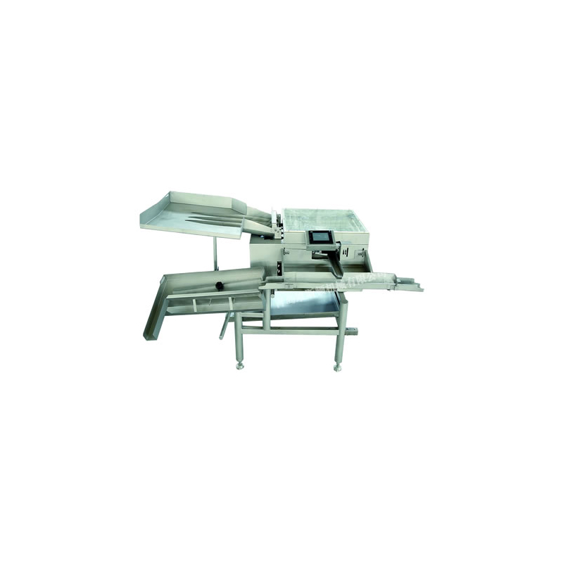 WD96 Three row Chain-plate Egg Breaker machine