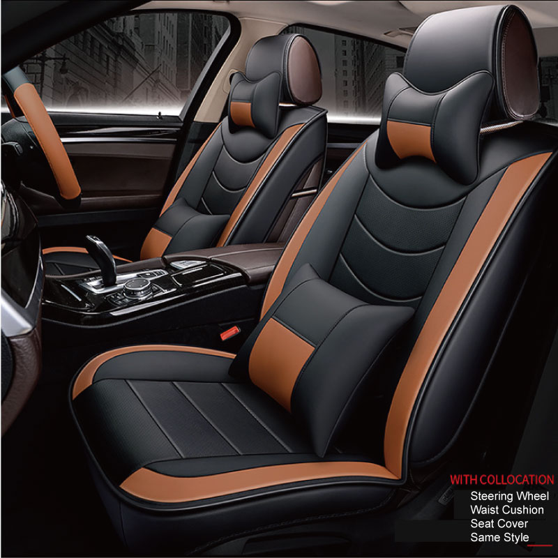 Automobile Seat Covers