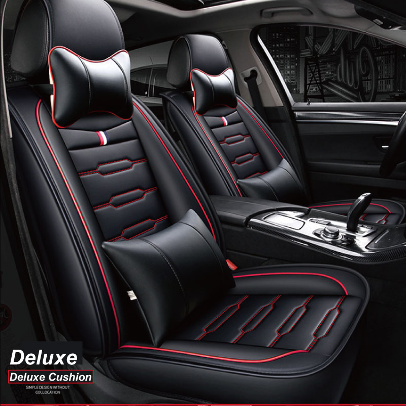 Fashion Leather Car Seat Covers