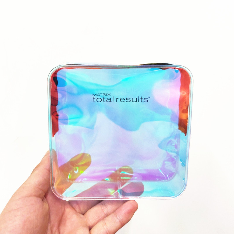 Matrix total results holographic TPU bag