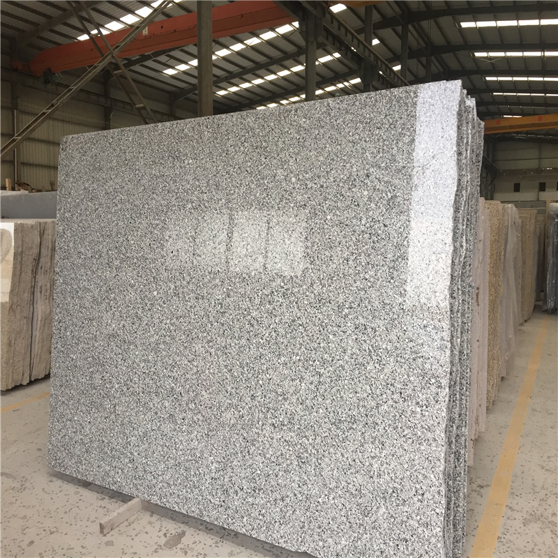 Swan grey granite slab
