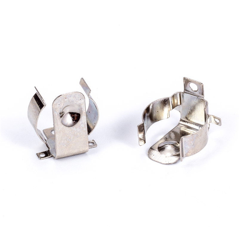 Stainless steel Mirror polishing ornamentation oem metal clips