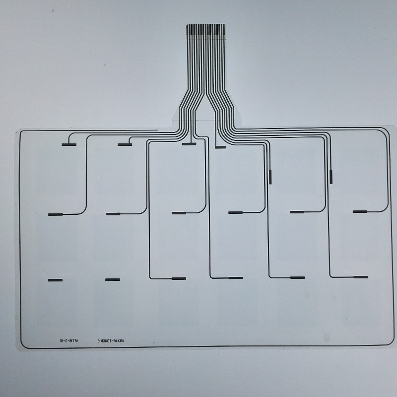 Low resistance silver wire conducting switch