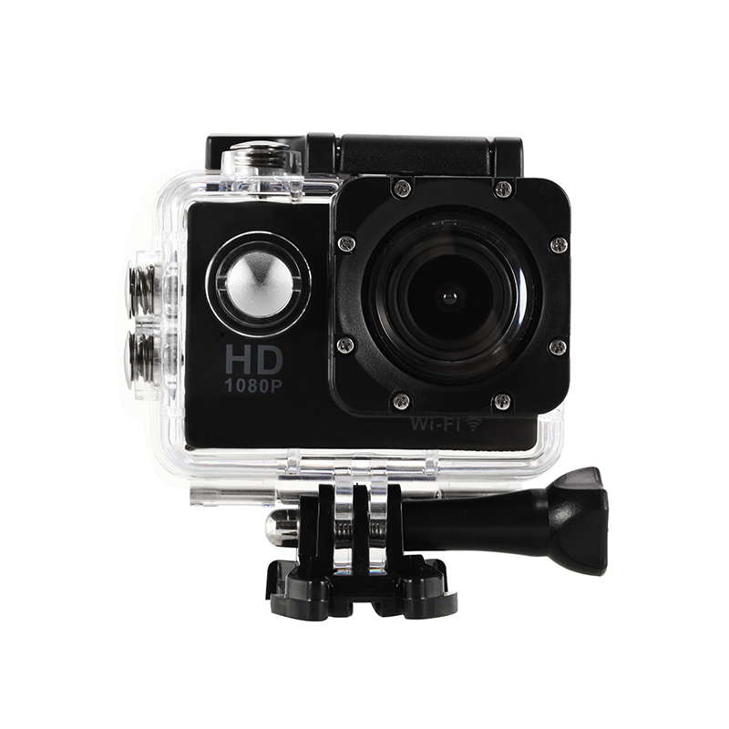 Portable Wifi FHD Action Camera DX1