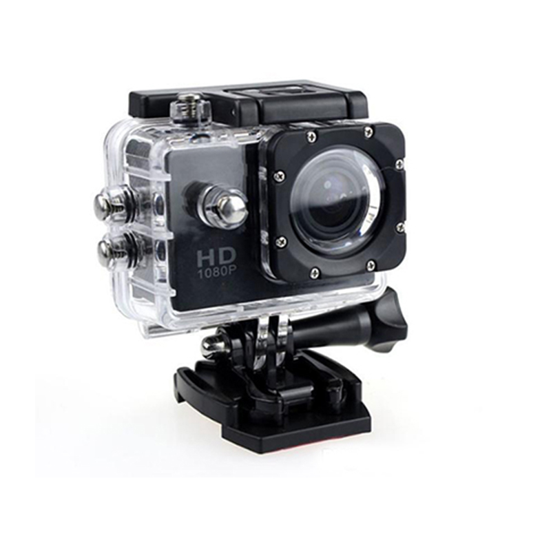 Portable Real VGA 480P Mini Action Camera For Gift Business D34