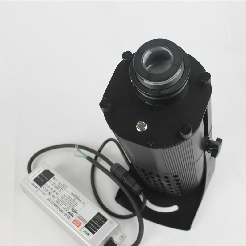 Maxtree Virtual Sign Projector IP67 80-320W Gobo Projector Light