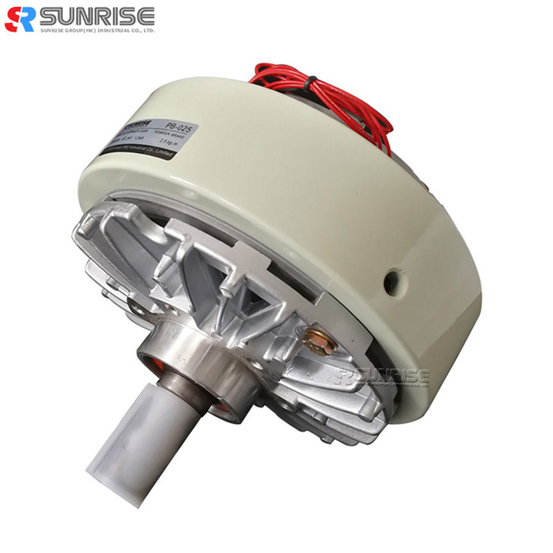 High Quality 24V DC Magnetic Clutch Powder Brake wholesale PB series