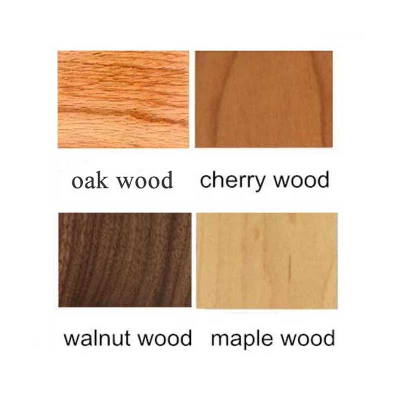 wood types of watch