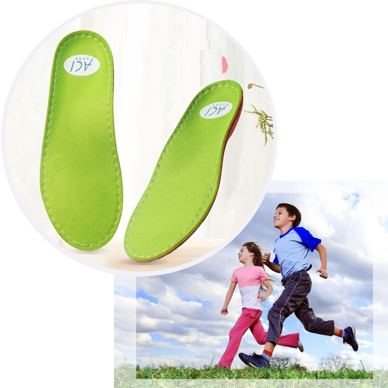 Wholesale Children's Customizable Sports Health Insoles (ACF)