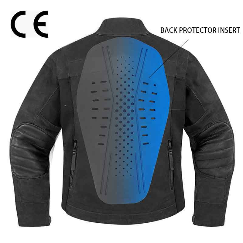 Extremity Sport Impact Absorbed Jacket Back Protector Insert Pad With CE Certificate (ACF)