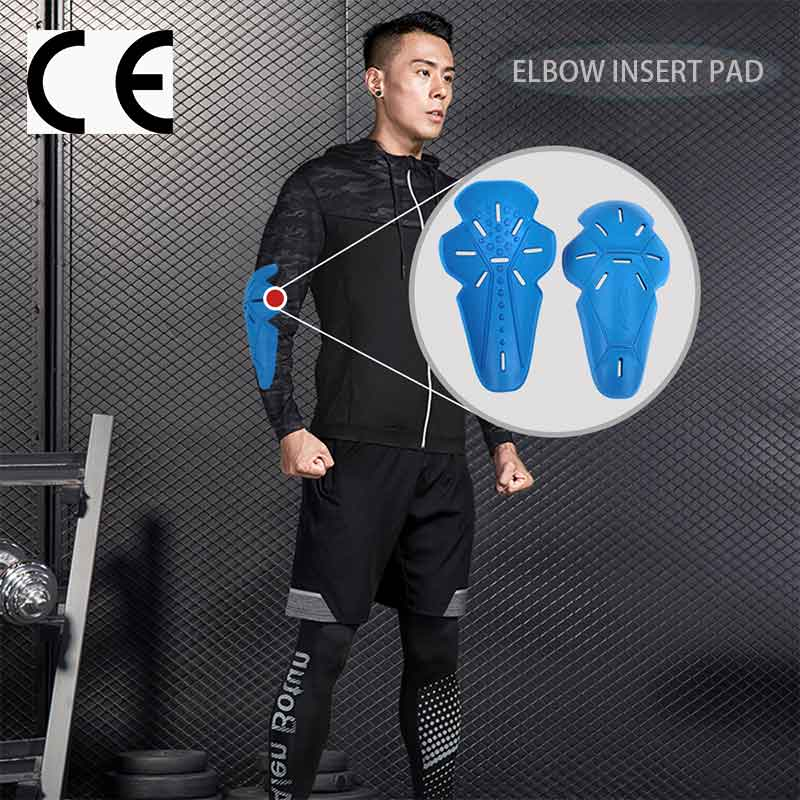 GYM Equipment Crash-proof Elbow Insert Protector Pad (ACF)