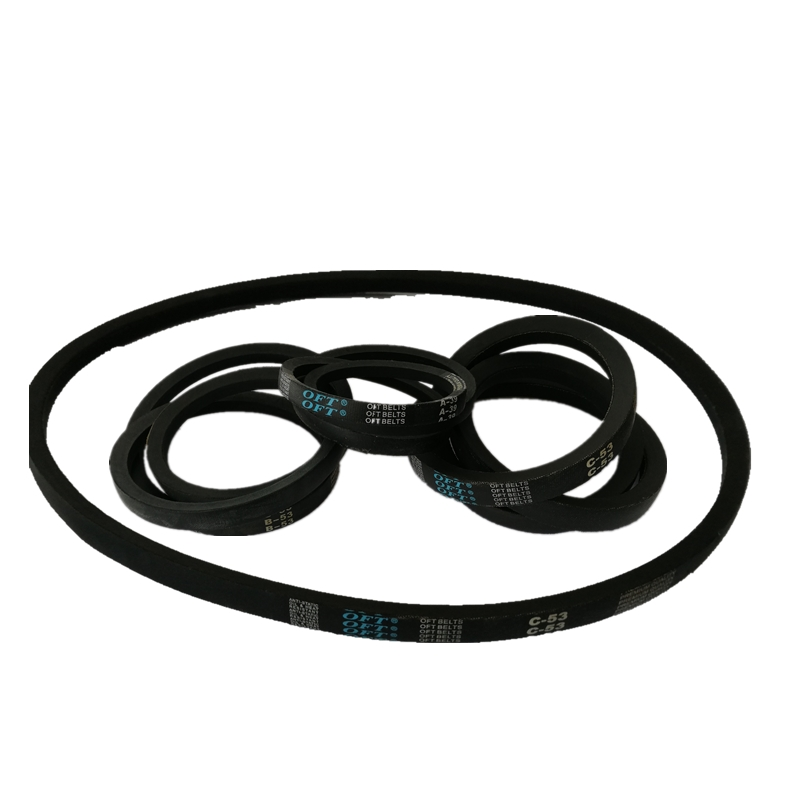 Jiangsu OFT New Develop Wrapped V belt for different market Demand