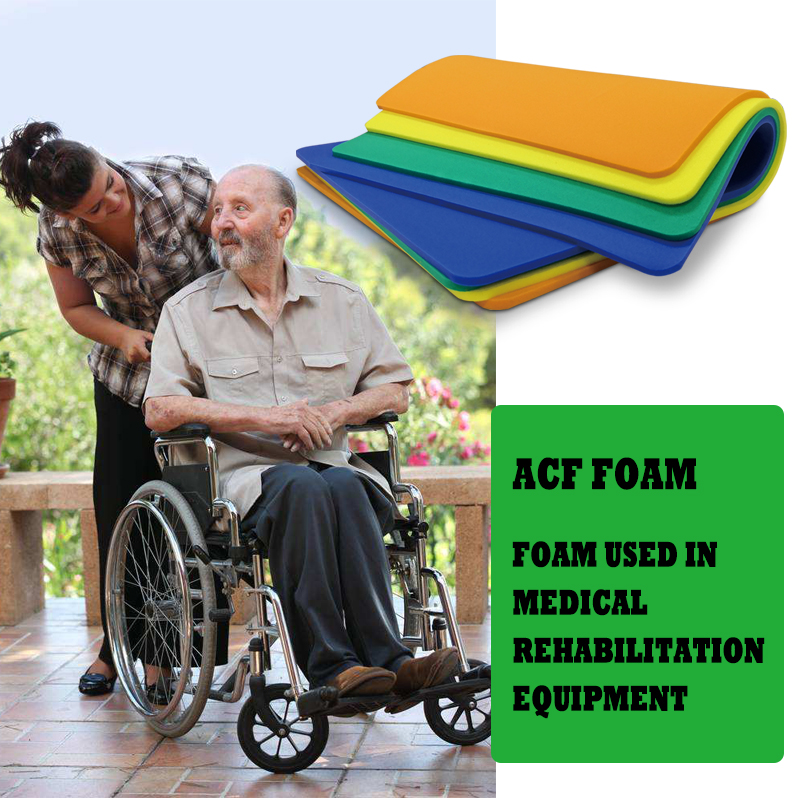 The Materials to Be Used in The Medical Equipment Used in The Rehabilitation of Patients.(ACF)
