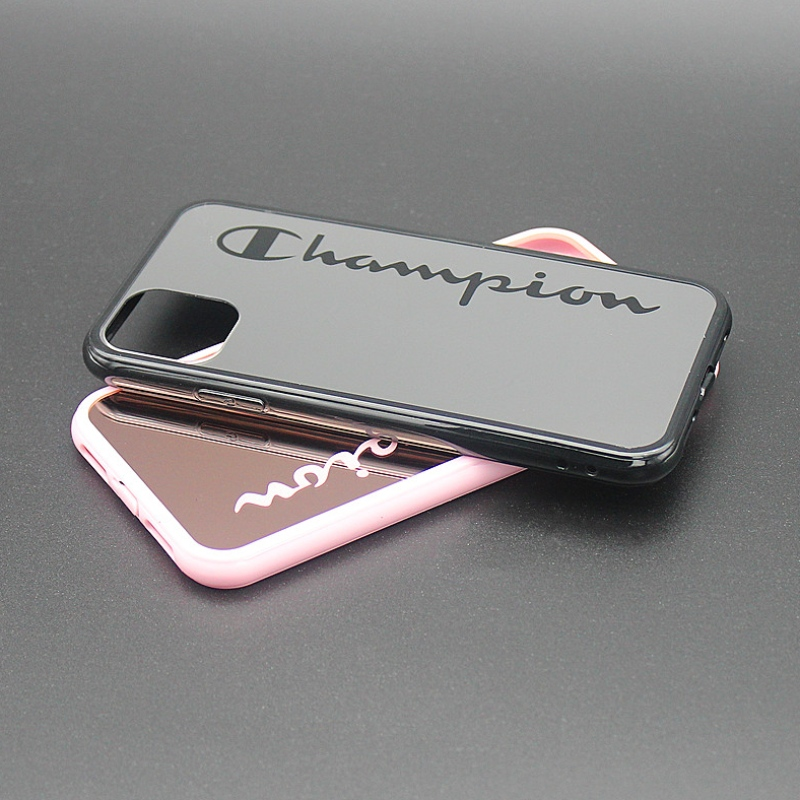 HYZ Mirror electroplate mobile phone case for iphone 11
