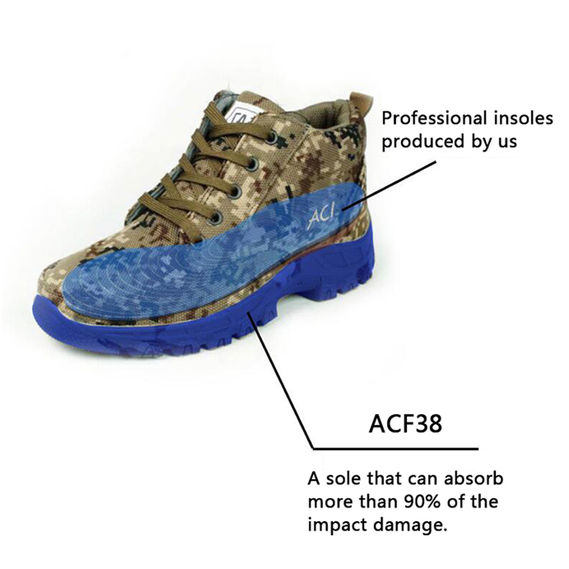 Extreme Sports Sneaker Solution for One of The Foam Applications (ACF)