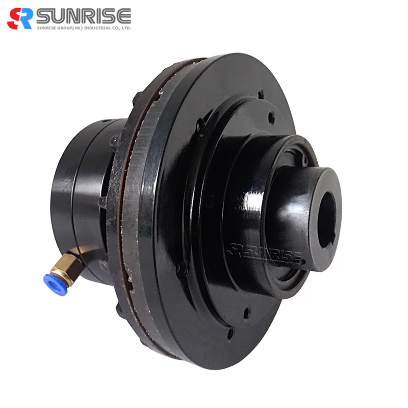 Direct manufacturer of air clutch and brake unit, pneumatic disc brake pneumatic clutch NAC series