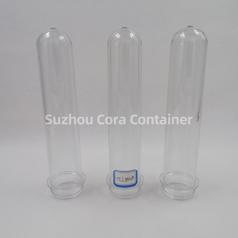 32mm 68g Neck Size36mm Plasitc Pet Preform for Water Beverage Oil