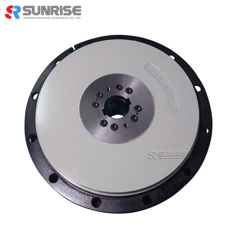 Sunrise Top Selling High Quality Low MOQ Air Clutch, Pneumatic Air Through Shaft Clutch PCCU-TT series