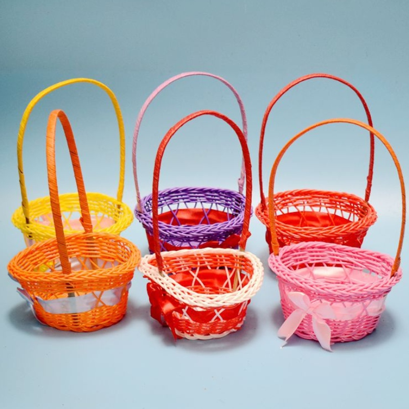 Awn Basket with Handle