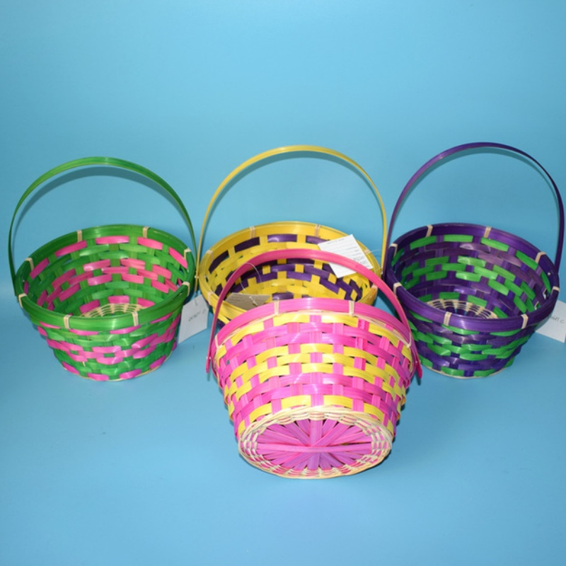Easter Colorful  Basket
