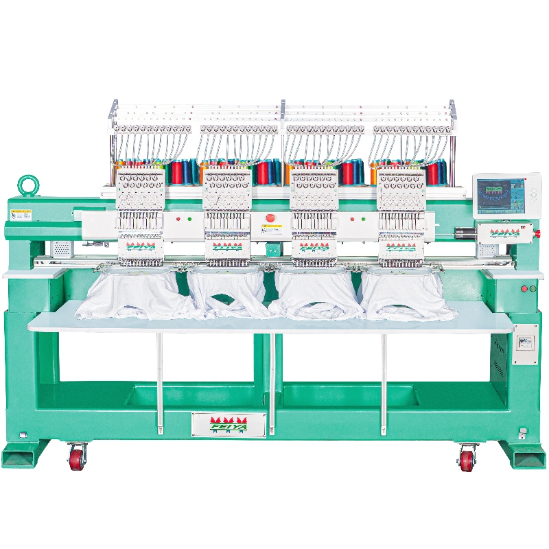 Cylinder embroidery machine series